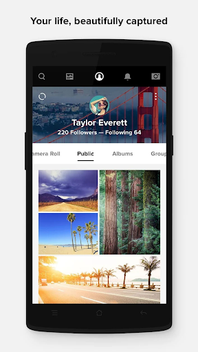 Flickr 4.15.6 Screenshots 4