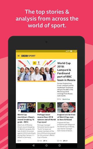 BBC Sport - News & Live Scores apktram screenshots 6