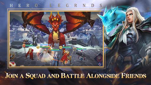 Hero Legends: Summoners Glory  screenshots 5