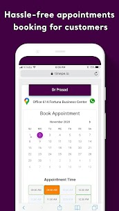 TimeApp  Doctors Manage For Pc – Download Free For Windows 10, 7, 8 And Mac 1