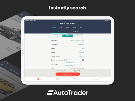 Auto Trader: Buy new & used cars. Search car deals 6.10 Screenshots 10