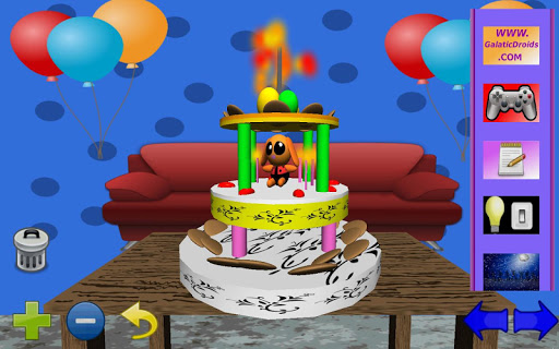 Cake Designer 3D 1.5 screenshots 2