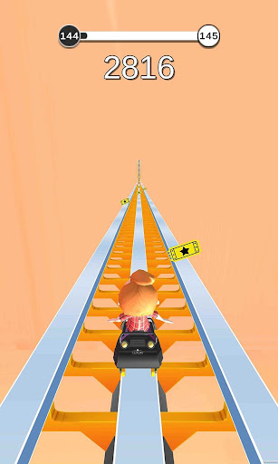 Coaster Rush: Addicting Endless Runner Games 2.2.16 screenshots 13