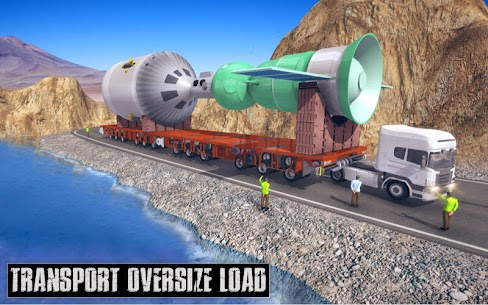 Oversized Cargo Transporter Truck For Pc, Windows 10/8/7 And Mac – Free Download (2021) 1