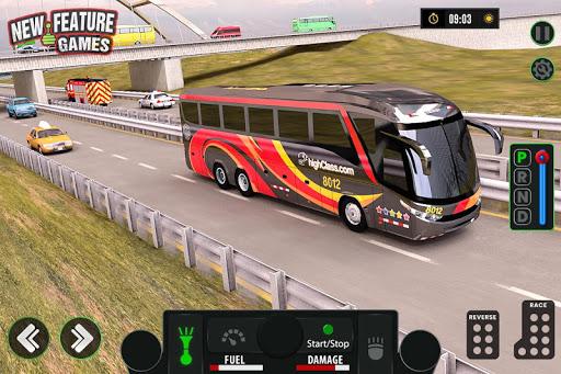 Super Bus Arena: simulateur de bus moderne 2020 APK MOD – ressources Illimitées (Astuce) screenshots hack proof 1
