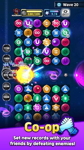 Puzzle Defense: PvP Random Tower Defense 1.4.0 screenshots 6