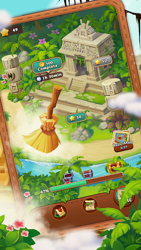 Bubble Journey -  Bubble shooter & Adventure story android2mod screenshots 7