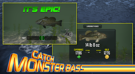 Master Bass Angler: Free Fishing Game 0.62.0 screenshots 12