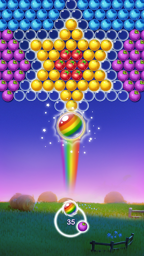 Bubble Shooter - Bubble Fruit  screenshots 2