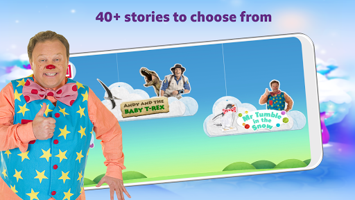 BBC CBeebies Storytime u2013 Bedtime stories for kids 2.12.1 screenshots 2