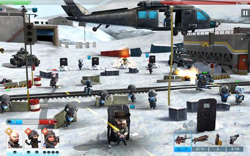 Télécharger WarFriends: Jeu de tir JcJ APK MOD (Astuce) screenshots 2