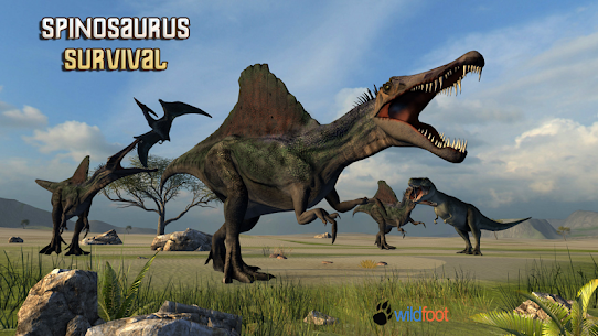 Spinosaurus Survival Simulator  For Pc (Windows 7/8/10 And Mac) 1