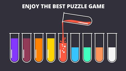 Water Sort - Color Sorting Game & Puzzle Game  screenshots 7