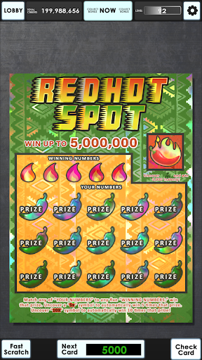 Lucky Lottery Scratchers 1.0.2 Screenshots 5
