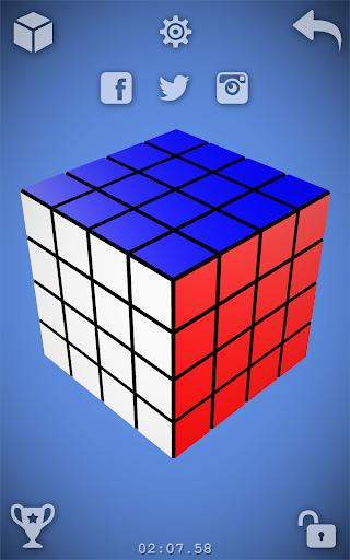 Magic Cube Puzzle 3D screenshots 11