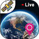 Live Earth Map HD-GPS Satellite & Live Street View