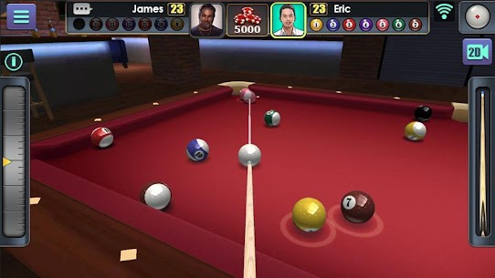 Download 3D Pool Ball v2.2.3.4 (Mod – High AIM) 3