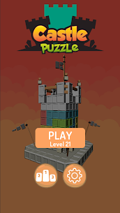 Castle Puzzle – The Perfect Jenga Tower Game 0.0.3 [Mod + APK] Android 1