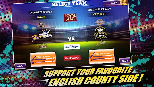 Real Cricket 16 APK Download For Android 3