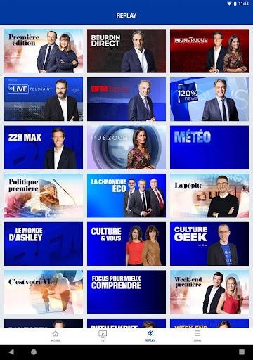 BFMTV - Actualitu00e9s France et monde & alertes info 7.2.0 Screenshots 11