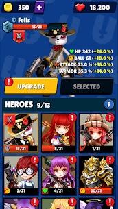Bricks N Heroes Mod Apk (Unlimited Fairy Stones/Gems) 8