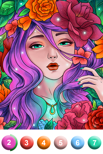 Paint By Number - Coloring Book & Color by Number 2.32.1 screenshots 18