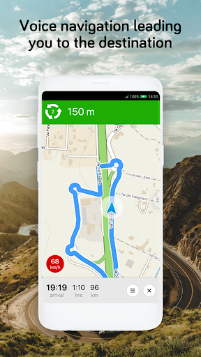 Windy Maps 2.3.0 Screenshots 4