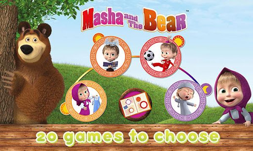 A Day with Masha and the Bear 20.0 screenshots 9