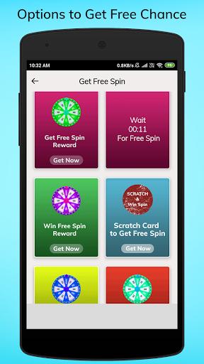 Lucky Spin the Wheel - Win Free FF Diamond screenshots 8