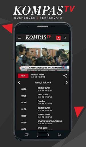 Kompas TV – Liputan Live Streaming & Video Berita