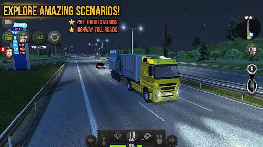 Truck Simulator 2018 : Europe  screenshots 2