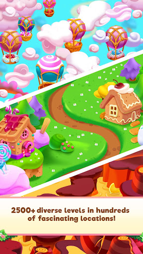 ud83cudf53Candy Riddles: Free Match 3 Puzzle  screenshots 4