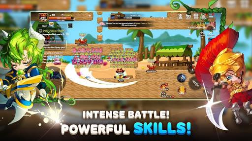 Roem - Pixel Dungeon Raid screenshots 11