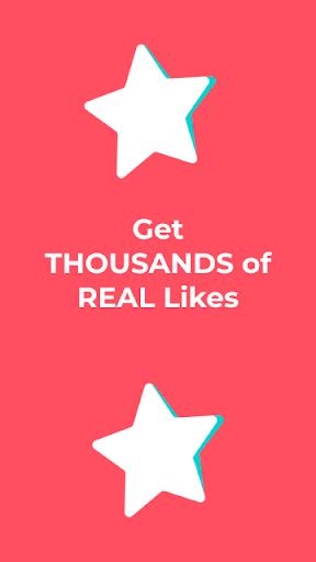 TikFollowers - get tiktok followers & tiktok likes screenshots 1
