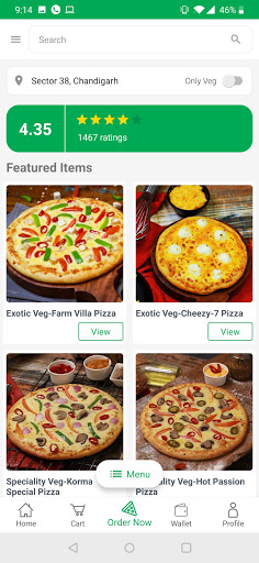 La Pino'z Order Online Pizza 1.7.0 screenshots 2