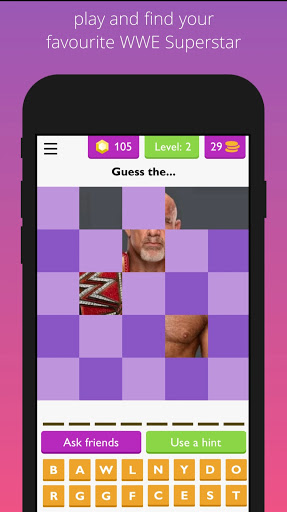 Wrestling universe Wwe Quiz 2021 : puzzle for WWE 8.17.3z screenshots 3