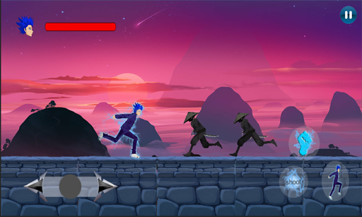 Super Ninja Sonicko Boy Lightning Power 1.0 screenshots 3