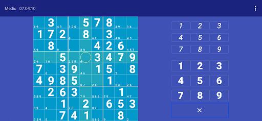 Sudoku (Oh no! Another one!) screenshots 8