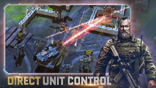 War Commander: Rogue Assault Mod Apk 5.9.0 (God Mode) 3