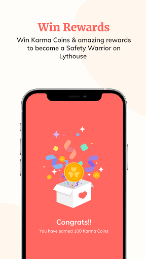 Lythouse - Rate Places & Win Cash Rewards  screenshots 1