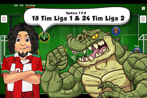 Liga Indonesia 2021 u26bdufe0f AFF Cup Football  screenshots 3
