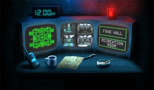 Asylum Night Shift - Five Nights Survival screenshots 6