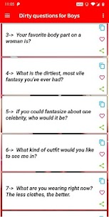 Romantic Questions for couples 3