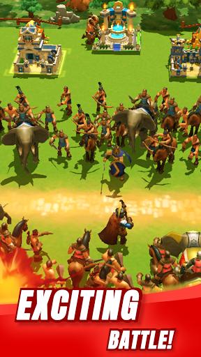 Empire Clash: Survival Battle 1.2 screenshots 2