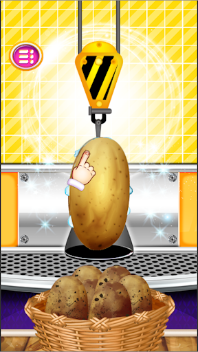 Idle Potatoes : Factory Tycoon 3.0 screenshots 2
