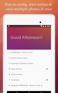 QuickSave for Instagram Premium Apk (Premium Unlocked) 9