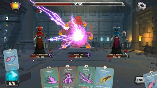 Dungeon Tales: RPG Card Game & Roguelike Battles  screenshots 2