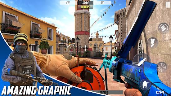 Hazmob FPS : Online multiplayer fps shooting game apk