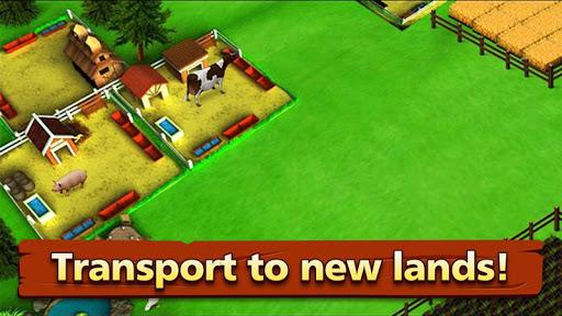 Farm Offline Games : Village Happy Farming  screenshots 2
