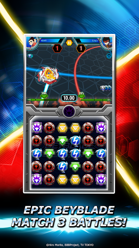 Beyblade Burst Rivals 3.0.3 screenshots 2